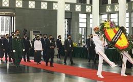 Lãnh đạo Đảng, Nhà nước một số nước gửi Điện/Thư chia buồn