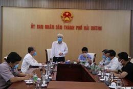 Mã gen virus gây bệnh ở Hải Dương giống với virus SARS-CoV-2 gây bệnh ở Đà Nẵng