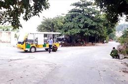 Tai nạn xe ô tô điện tại Quảng Ninh khiến cháu bé 5 tuổi tử vong