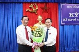 Ông Trần Ngọc Tam được bầu giữ chức Chủ tịch UBND tỉnh Bến Tre nhiệm kỳ 2016-2021