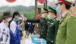 Quảng Bình quản lý chặt chẽ tuyến biên giới, phòng chống dịch hiệu quả