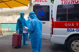 TP Hồ Chí Minh có thêm 34 trường hợp nghi mắc COVID-19 trong ngày 7/6