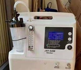 Người dân đổ xô mua máy tạo oxy để dự phòng chữa bệnh COVID-19 tại nhà