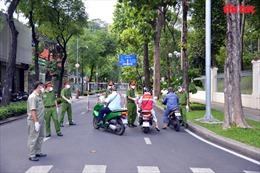 Từ 1/10, người dân TP Hồ Chí Minh dùng ứng dụng nào để khai báo lấy mã QR khi ra đường?