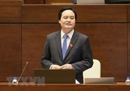 Bộ trưởng Phùng Xuân Nhạ nói gì về nội dung 'sinh viên bán dâm 4 lần mới bị đuổi học'?