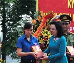 Tuổi trẻ Thủ đô kỷ niệm 130 năm Ngày sinh Chủ tịch Tôn Đức Thắng
