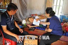 Nỗ lực cải thiện đời sống vật chất, tinh thần cho các nạn nhân da cam