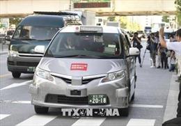 Nhật Bản thử nghiệm dịch vụ taxi tự động đầu tiên trên thế giới