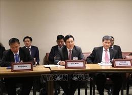 Phó Thủ tướng Phạm Bình Minh chủ trì hội nghị thúc đẩy quan hệ khu vực ASEAN-GCC