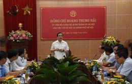 Nâng cao hiệu quả công tác của đội ngũ cán bộ, công chức, viên chức Thủ đô