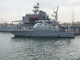 Italy cung cấp tàu chiến Fezzan cho Libya