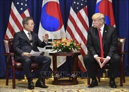 Tổng thống Mỹ hạ cấp cuộc gặp song phương với lãnh đạo Hàn Quốc, Thổ Nhĩ Kỳ