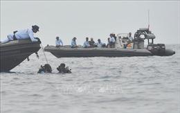 Rơi máy bay thảm khốc tại Indonesia: Dưới đáy biển sâu 32,5m, hộp đen vẫn nguyên vẹn