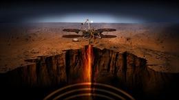 Hôm nay (26/11), tàu thăm dò InSight của NASA đổ bộ sao Hỏa