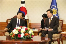 Phó Thủ tướng Trịnh Đình Dũng: Việt Nam luôn coi trọng quan hệ với Hàn Quốc
