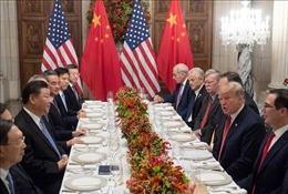 Tổng thống Mỹ lạc quan có thể giải quyết bất đồng thương mại với Trung Quốc