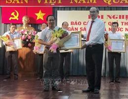 Năm 2018, TP Hồ Chí Minh thu ngân sách tăng 8,65%