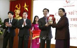 Phó Chủ tịch Quốc hội Tòng Thị Phóng thăm, chúc mừng tập thể BV Tim Hà Nội