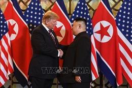 Tổng thống Mỹ sẽ họp báo sau Hội nghị thượng đỉnh Mỹ - Triều Tiên lần 2