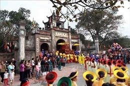 Phân loại lễ hội dịp Tết để có biện pháp quản lý phù hợp