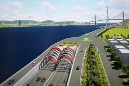 Thẩm định Báo cáo nghiên cứu tiền khả thi hầm đường bộ qua vịnh Cửa Lục, Quảng Ninh