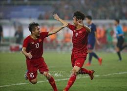 Những đội đầu tiên vào Vòng Chung kết U23 châu Á 2020
