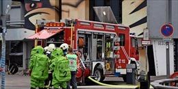 Rò khí độc amoniac khiến ít nhất 14 người bị thương