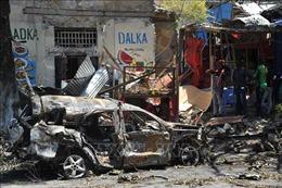 Phiến quân Al-Shabaab tấn công tòa nhà chính phủ, 15 người Somalia bị thương vong