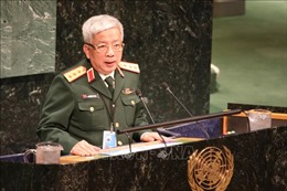 Việt Nam tái cam kết tham gia tích cực các hoạt động vì hòa bình của LHQ