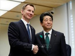 Thủ tướng Nhật Bản kêu gọi Anh hạn chế tác động tiêu cực của Brexit