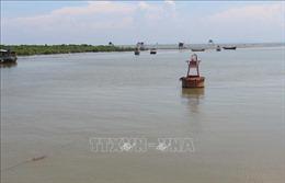 Tìm thấy thi thể học sinh 11 tuổi mất tích khi tắm biển ở Nghệ An