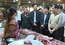 Hưng Yên kêu gọi người tiêu dùng không quay lưng với thịt lợn
