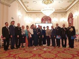 Gặp mặt nhân kỷ niệm 44 năm ngày Giải phóng miền Nam 30/4 tại Nga