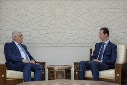 Syria, Iraq đang đối mặt với âm mưu chống phá của nước ngoài
