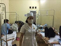 30 công nhân nhập viện nghi ngộ độc thực phẩm