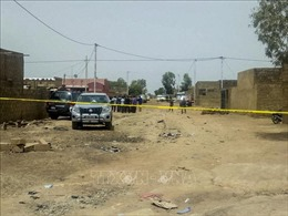 Năm người bị sát hại trong vụ tấn công nhà thờ ở Burkina Faso