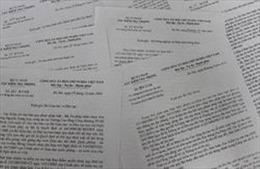 Thủ tướng yêu cầu khẩn trương khắc phục tình trạng nợ đọng văn bản