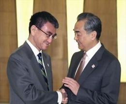 Nhật Bản - Trung Quốc thảo luận hàng loạt vấn đề kinh tế quan trọng
