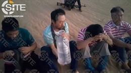 Bốn công dân châu Á bị bắt cóc tại Libya được trả tự do