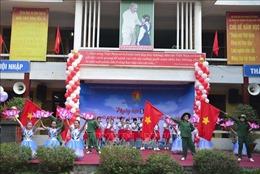 Rộn ràng Ngày hội 'Chiến sĩ nhỏ Điện Biên làm theo lời Bác dạy'