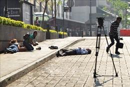 Nổ súng ở Mexico, ít nhất 4 người thương vong