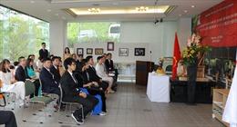 Lễ kỷ niệm 129 năm ngày sinh Chủ tịch Hồ Chí Minh tại Nhật Bản