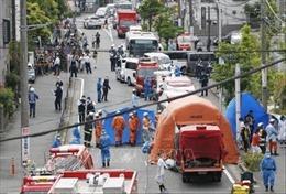 Người đàn ông tấn công đám đông bằng dao, ít nhất 16 người bị thương