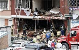 Nổ nhà máy thuốc súng, ít nhất 33 người thương vong