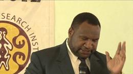Cựu Bộ trưởng Tài chính James Marape trở thành tân Thủ tướng Papua New Guinea