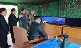 Triều Tiên công bố các loại vũ khí chiến đấu vừa thử nghiệm