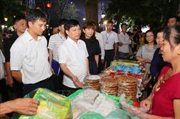 Tưng bừng Lễ hội văn hóa ẩm thực Hà Nội năm 2019