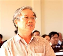 Khởi tố nguyên Giám đốc Trung tâm Kỹ thuật tài nguyên và môi trường Bạc Liêu