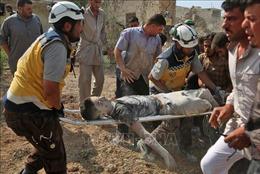 Giao tranh ác liệt tại Tây Bắc Syria, ít nhất 83 người thiệt mạng