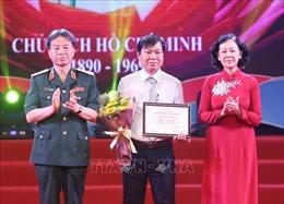 Trưởng ban Dân vận Trung ương dự Lễ trao giải Cuộc thi 'Những tấm gương bình dị mà cao quý'
